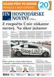Hospodárske noviny 03.05.2018