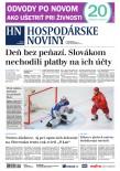 Hospodárske noviny 15.05.2018