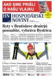 Hospodárske noviny 05.01.2018