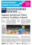 Hospodárske noviny 06.02.2019