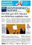 Hospodárske noviny 05.11.2018