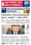 Hospodárske noviny 20.11.2018