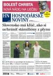 Hospodárske noviny 15.06.2018