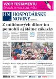 Hospodárske noviny 16.04.2018