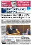 Hospodárske noviny 17.02.2017