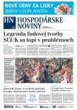 Hospodárske noviny 16.07.2018