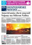 Hospodárske noviny 20.07.2017