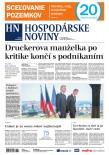 Hospodárske noviny 12.04.2018