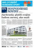Hospodárske noviny 22.11.2017