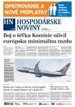 Hospodárske noviny 17.07.2019