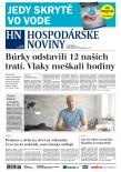 Hospodárske noviny 09.08.2019