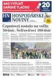 Hospodárske noviny 19.03.2019