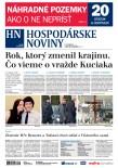 Hospodárske noviny 21.02.2019