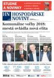 Hospodárske noviny 12.11.2018