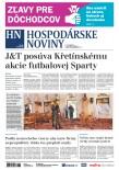 Hospodárske noviny 23.04.2019