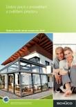 Systémy zimních zahrad a terasových střech