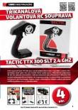 TACTIC TTX 300 SLT 2.4 GHZ