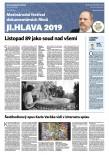 HN 203 - 18.10.2019 Jihlava