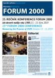 HN 197 - 10.10.2019 Forum 2000