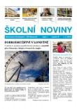Školní noviny 1/2016