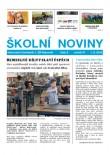 Školní noviny 2/2016