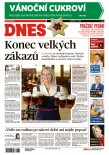 MF DNES Praha - 30.11.2020