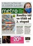 METRO Praha - 18.9.2020
