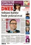 MF DNES Hradecký - 5.12.2019