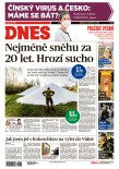 MF DNES Praha - 25.1.2020