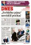 MF DNES Vysočina - 18.10.2019