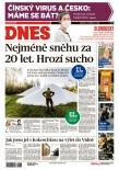 MF DNES Olomoucký - 25.1.2020