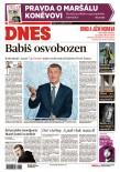 MF DNES Brno a Jižní Morava - 14.9.2019
