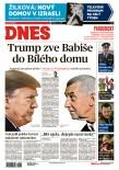 MF DNES Pardubický - 21.2.2019