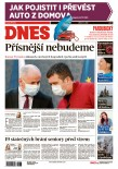MF DNES Pardubický - 31.3.2020