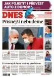 MF DNES Vysočina - 31.3.2020