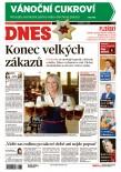 MF DNES Plzeňský - 30.11.2020