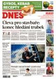 MF DNES Hradecký - 19.8.2019