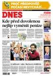 MF DNES Vysočina - 26.5.2018