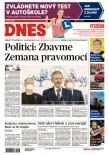 MF DNES Vysočina - 19.10.2021