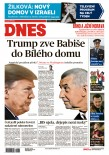 MF DNES Brno a Jižní Morava - 21.2.2019