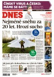 MF DNES Zlínský - 25.1.2020