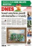 MF DNES Jižní Čechy - 19.10.2019