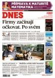 MF DNES Zlínský - 18.5.2021
