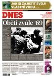 MF DNES Zlínský - 21.8.2019