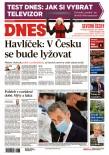 MF DNES Severní Čechy - 24.11.2020