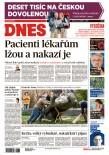 MF DNES Vysočina - 4.4.2020