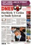 MF DNES Vysočina - 24.11.2020