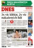 MF DNES Severní Čechy - 11.7.2020