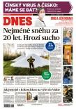 MF DNES Brno a Jižní Morava - 25.1.2020