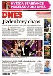 MF DNES Moravskoslezský - 16.12.2019